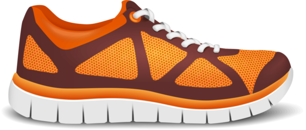 shoe that represents how to get off and running with financial advisor social media