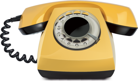 a telephone representing the access you get from us with our financial advisor websites