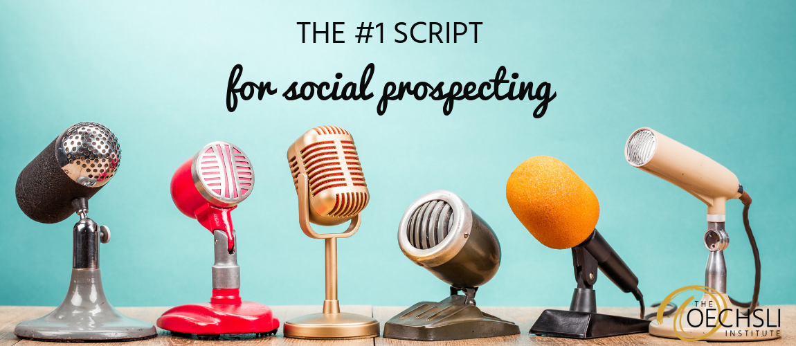 The #1 Script for Social Prospecting