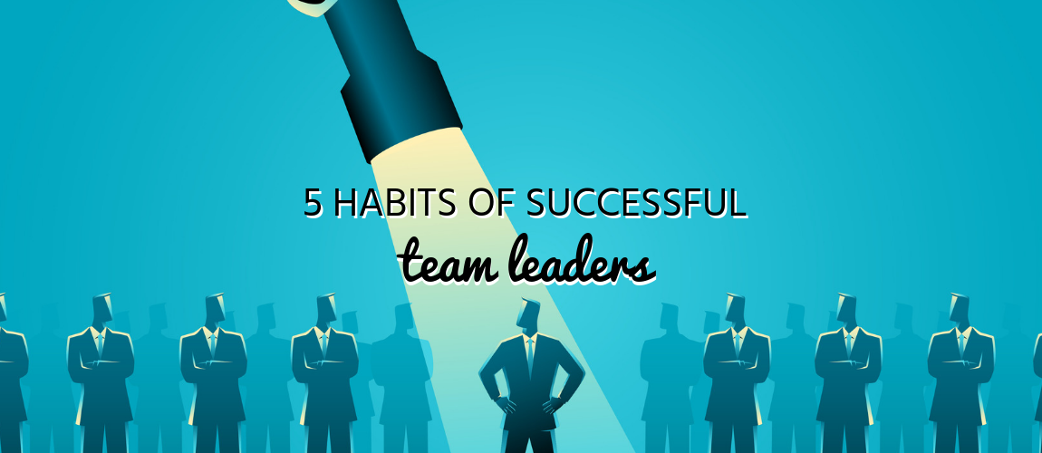 5 Habits of Successful Leaders