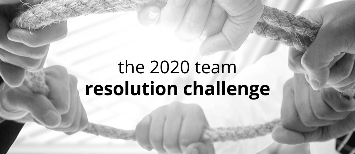 The 2020 Team Resolution Challenge